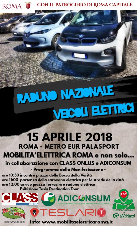 Raduno Veicoli Elettrici 2018_patrocinio